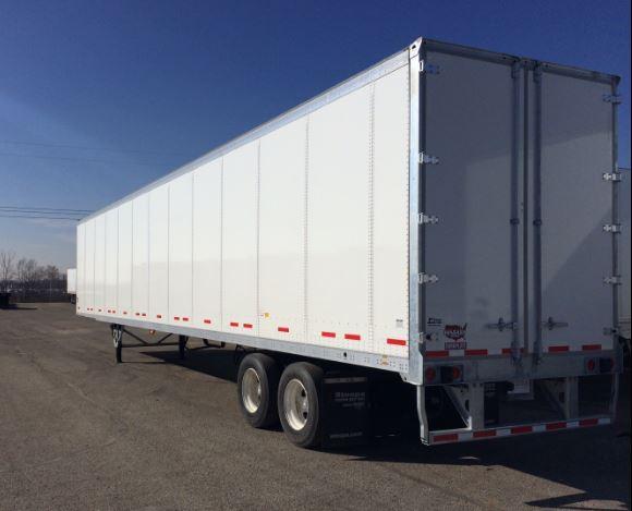 2018 Wabash Dura Plate Dry Van