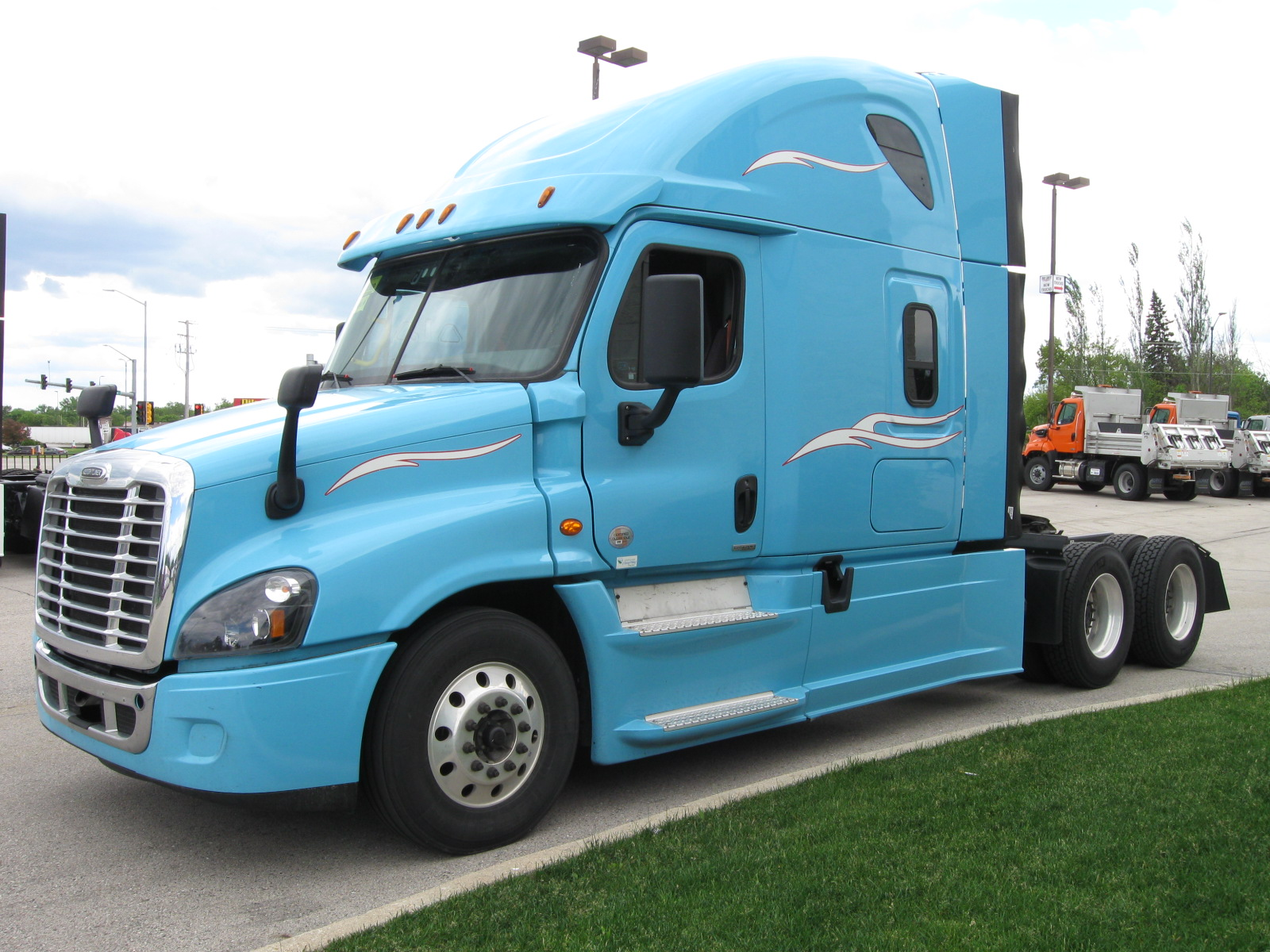 2016 Freightliner EVO