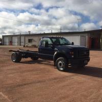 Used 2008 Ford F550 for Sale