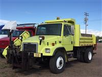 Used 2002 Freightliner FL80 for Sale