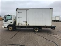 Used 2007 Isuzu NPR-HD for Sale