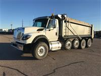 Used 2012 INTERNATIONAL 7600 SBA for Sale