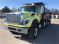 Used 2013 INTERNATIONAL 7600 SBA for Sale
