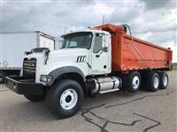 Used 2008 Mack Granite GU713 for Sale
