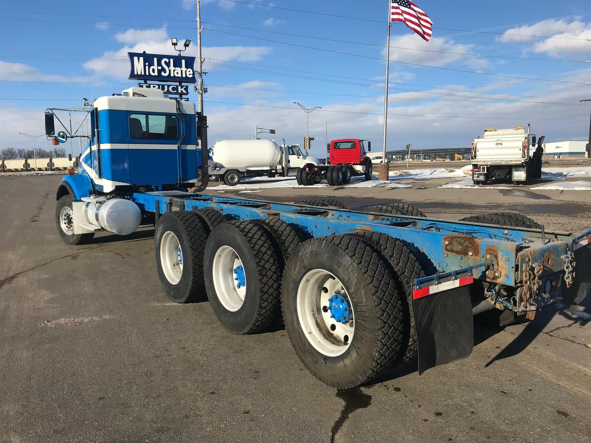 2010 Kenworth T800 for sale-59084757