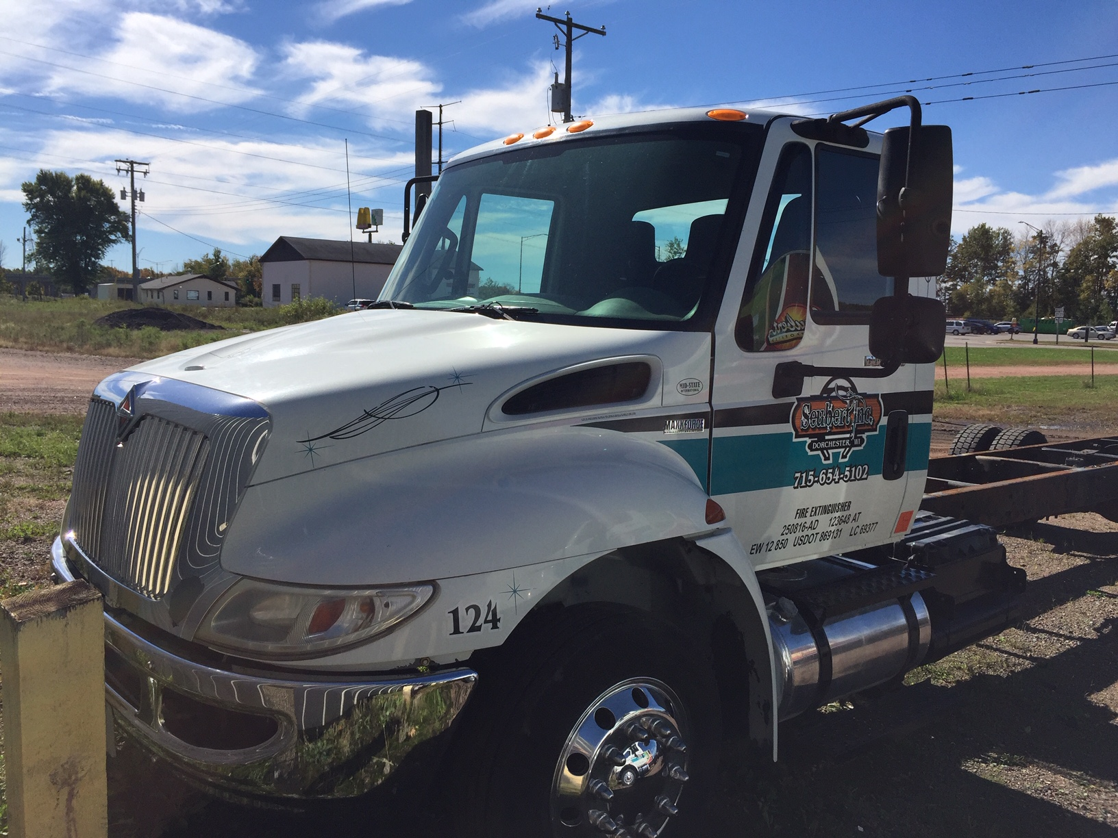 2012 International 4300M7 for sale-59138491
