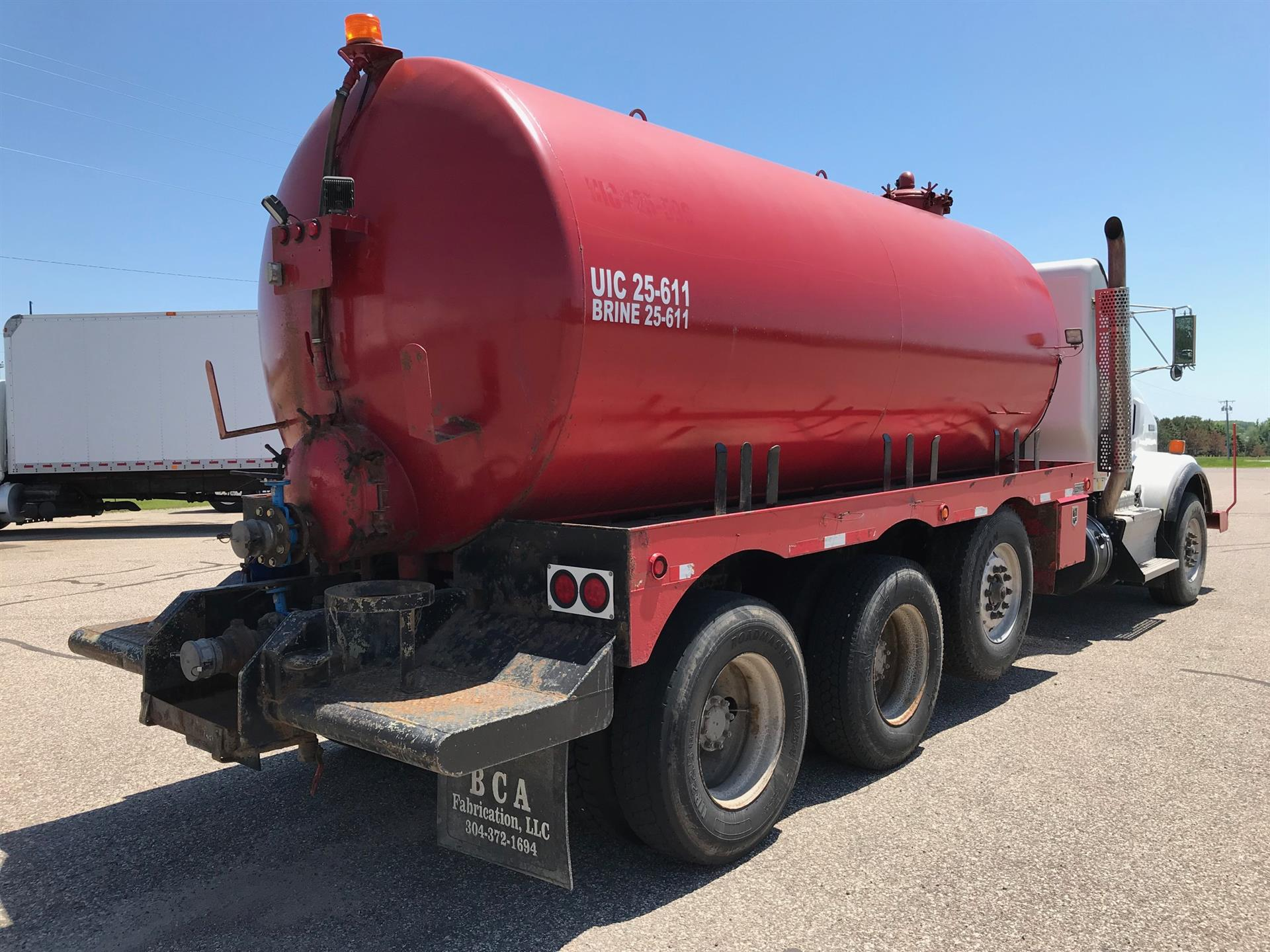 2012 Kenworth T800 for sale-59233223