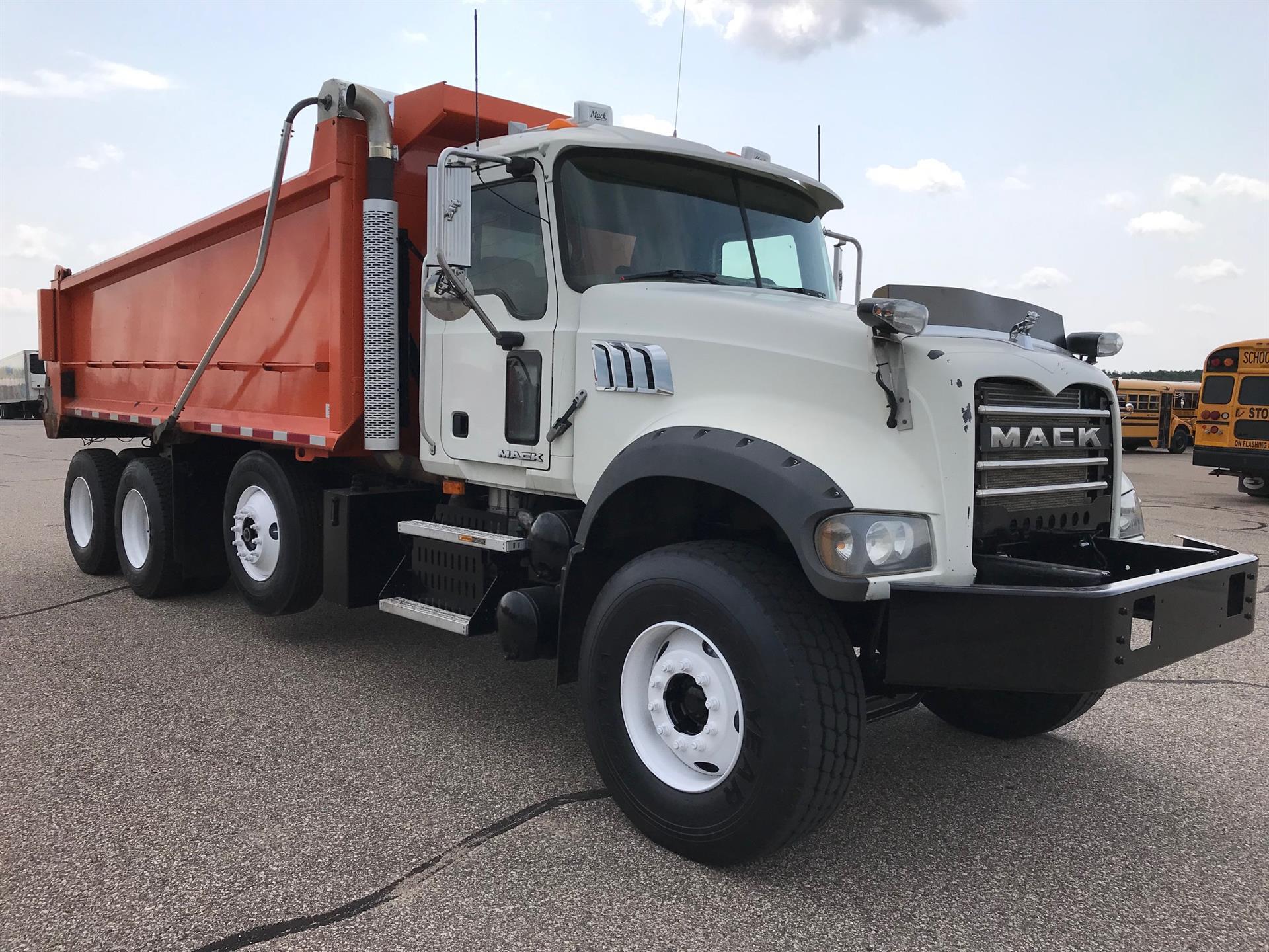 2008 Mack Granite GU713 for sale-59291784
