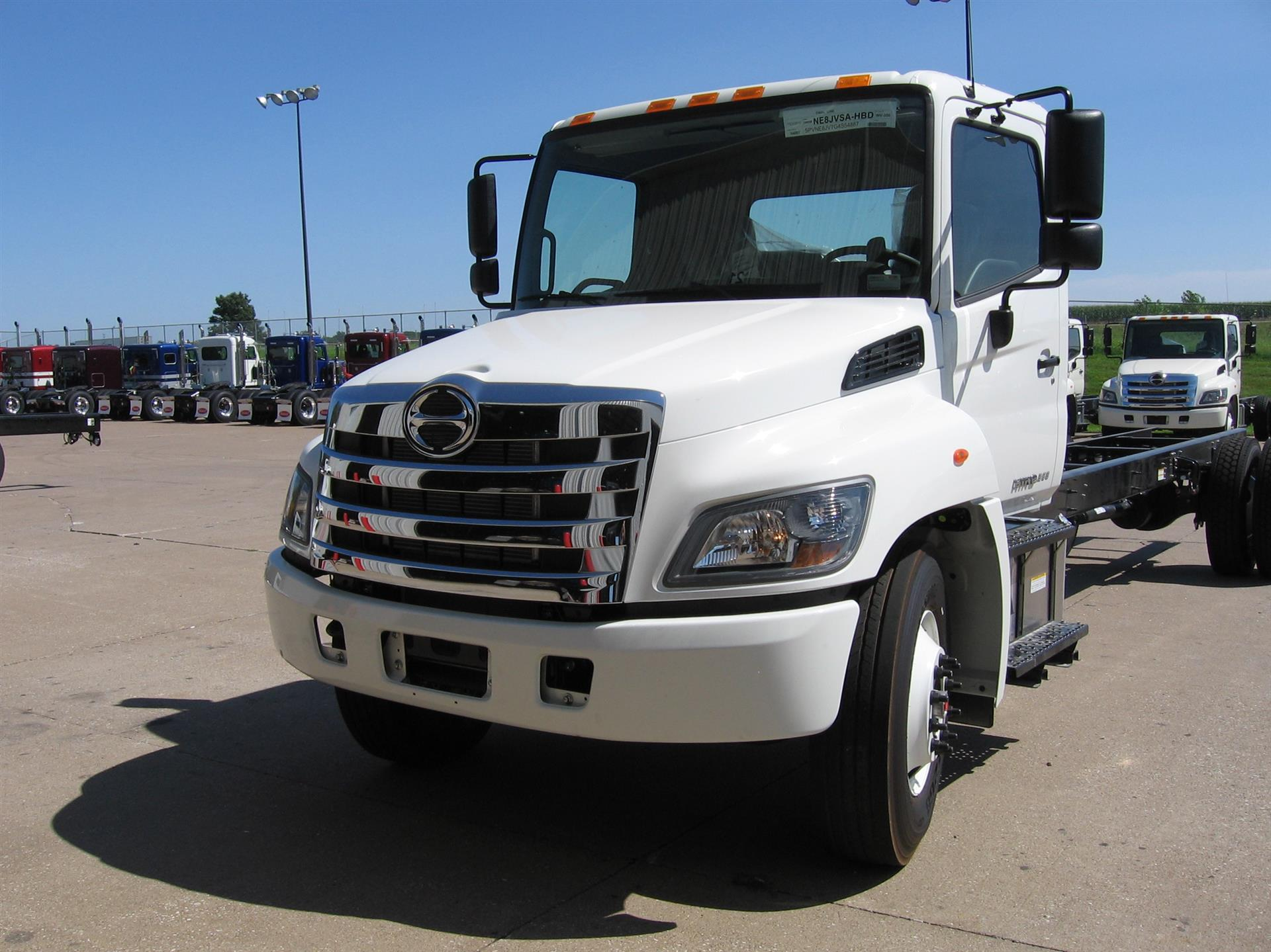 New 2016Hino268 for Sale