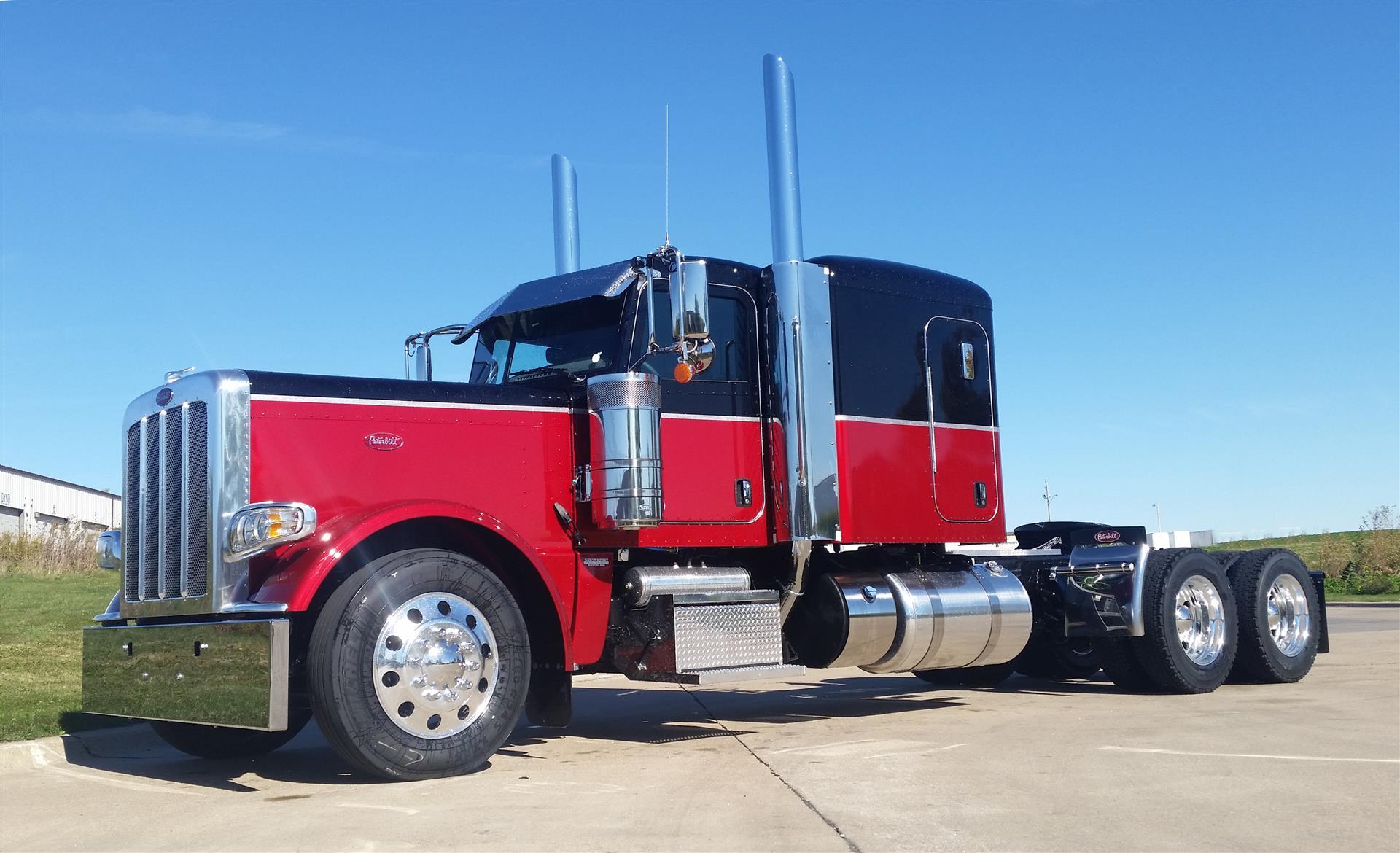 Peterbilt 389 Trucks f...