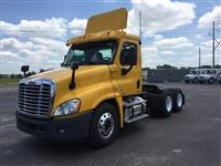 2011 Freightliner Classic Cascadia