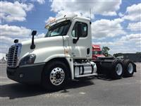 2012 Freightliner Classic Cascadia