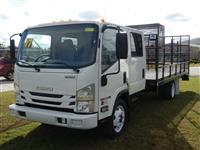 2017IsuzuNPR-HD Crew Cab