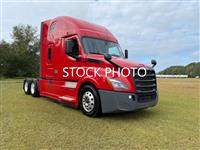 2018 Freightliner New Cascadia