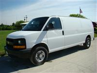 Used 2016 Chevrolet Express 2500 Ext. Cargo for Sale