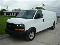 Used 2018 Chevrolet Express 2500 Ext. Cargo for Sale