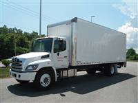 Used 2020 Hino 268A for Sale