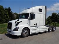 Used 2018 Volvo VNL64T670 for Sale