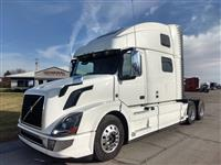 Used 2016 Volvo VNL64T780 for Sale