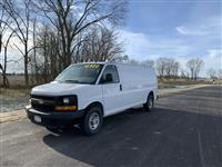 Used 2015 Chevrolet Express 2500 Ext. Cargo for Sale