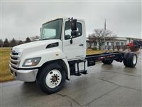 Used 2016 Hino 338 for Sale