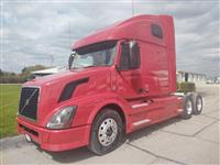 Used 2015 Volvo VNL64T670 for Sale