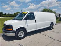 Used 2016ChevroletExpress 2500 Ext. Cargo for Sale