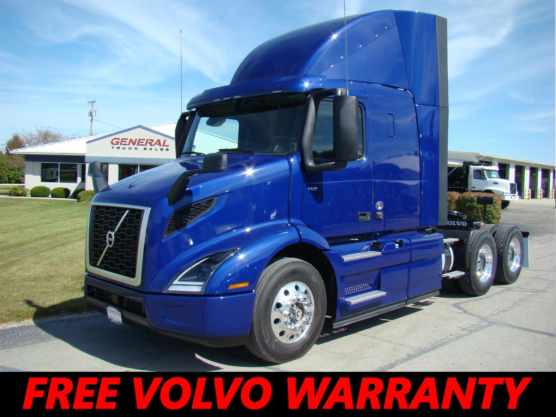 2020 Volvo VNR64T400