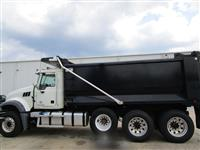 Used 2018 Mack GU713 for Sale