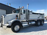 2014KenworthT800 Dump Truck
