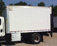 Used 2007 MORGAN 14' VAN BODY for Sale