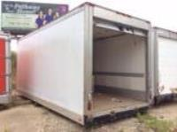 Used 2011 KIDRON 20' REEFER BODY for Sale