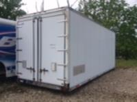 Used 2006 SUPREME 22' REEFER BODY for Sale