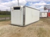 Used 2008 MORGAN 24' REEFER BODY for Sale