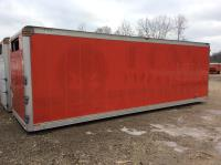 Used 2007 KIDRON 24' REEFER BODY  for Sale