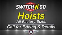 2017 SWITCH 'N GO Hoists
