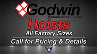 New 2017 Godwin Hoist for Sale
