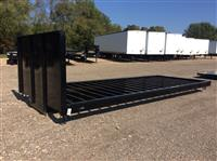 New 2016Godwin24' Flatbed for Sale