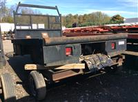 Used 2008 ROBERTSON TRUCK SALES 11' Flatbed for Sale