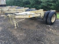 Used 1987 Turtle Trailer Chassis for Sale
