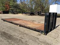 2006 MOFFET 21' Flatbed