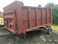 1977 Robertson Truck Sales 13' Dump Body