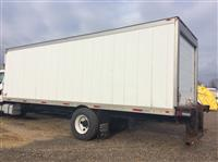 Used 2009 KIDRON 26' REEFER BODY for Sale