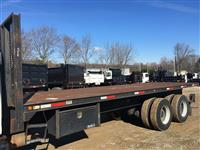 Used 2005Robertson Truck Sales24' Flatbed for Sale