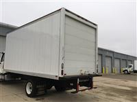 Used 2008 Americas Body Company 18' VAN BODY for Sale