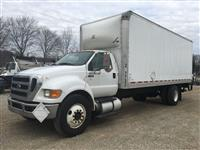 Used 2012 Ford F-650 for Sale