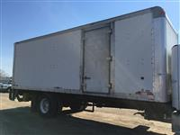 Used 2008 Morgan 24' VAN BODY for Sale