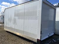 Used 2008Utilimaster16' VAN BODY for Sale