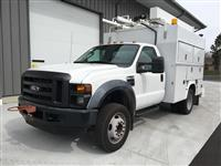 Used 2010 Ford F-550 for Sale