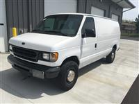 Used 2001 Ford E-250 for Sale